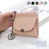 零錢包 澀谷風簡約零錢鑰匙-Joanna Shop