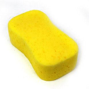 大號8字形易把握 高泡沫洗車海綿