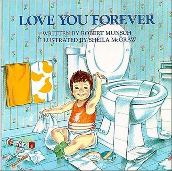 (二手書)Love You Forever