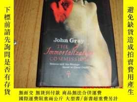 二手書博民逛書店The罕見Immortalization Commission(