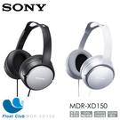 Sony 立體聲耳罩式耳機 黑/白 MDR-XD150