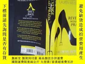 二手書博民逛書店Revenge罕見Wears : The Devil Returns(詳見圖)Y6583 Lauren Wei