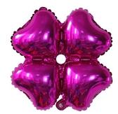 婚慶用品四葉草鋁膜氣球拱門立柱裝飾店鋪開業周年慶婚慶場景佈置結婚用品(快速出貨)
