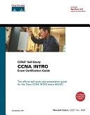 二手書博民逛書店 《CCNA INTRO Exam Certification Guide: CCNA Self-study》 R2Y ISBN:1587200945│Cisco Press