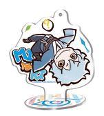 【曼迪】火影忍者慕留人-壓克力鑰匙圈立牌-MITSUKI