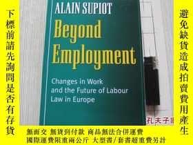 二手書博民逛書店Beyond罕見Employment: Changes in W