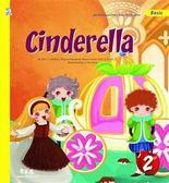 (二手書)灰姑娘(初級2):CinD)erella(1CD)
