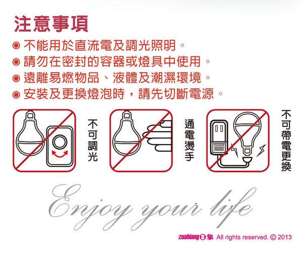 【艾來家電】【刷卡分期零利率+免運費】 ZOL-LED38WD 日象38W LED省電燈泡(白光)