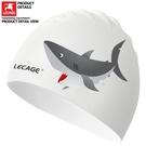 樂凱奇兒童泳帽男女童護耳防水不勒頭硅膠大號游泳帽裝備長發專用 設計師