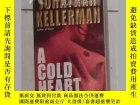 二手書博民逛書店《罕見A Cold Heart 》Jonathan Keller
