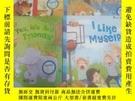 二手書博民逛書店Little罕見story town 小故事城 Level 4-1 ;4-3; 4-6; 4-12【4本合售】