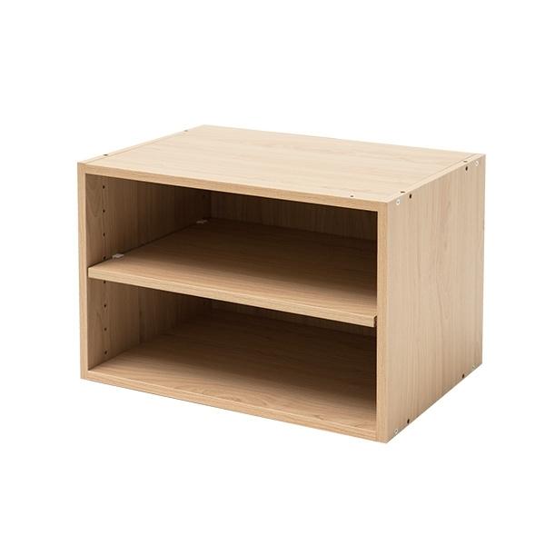 書櫃 置物櫃 收納櫃 可堆疊【F0059】Ryan創意巧思二格櫃(五色) ac 收納專科