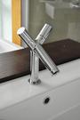【麗室衛浴】德國頂級AXOR  單孔雙槍面盆龍頭 10030