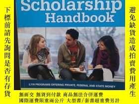 二手書博民逛書店Scholarship罕見Handbook 2013: All-New 16th EditionY12800