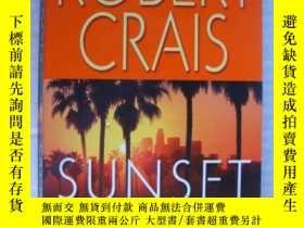 二手書博民逛書店Sunset罕見ExpressY146810 Robert Cr