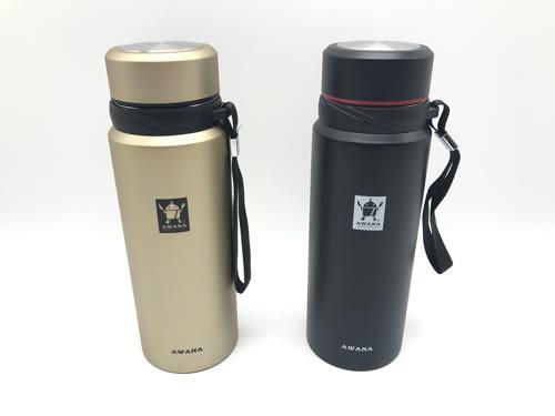 【好市吉居家生活】AWANA ML-700 經典運動保溫瓶(附濾網) 700ml 保溫壺