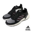 Adidas 90s Valasion 黑色 網布 運動鞋 男款 NO.B1073【新竹皇家 EE9900】