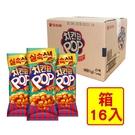 (短效期)【好麗友】雞米花脆餅81g(韓式炸雞/韓式起司炸雞)x16入(箱裝)