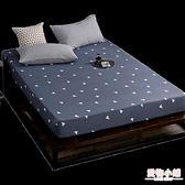 床罩南極人全棉床笠單件純棉防滑床罩套席夢思保護套防塵罩兒童床墊套 週年慶8折