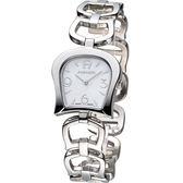 AIGNER 愛格納 高貴美人時尚手鍊腕錶 A46605
