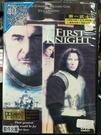 挖寶二手片-0B05-472-正版DVD-電影【第一武士】-史恩康納萊 李察吉爾 茱莉亞歐蒙(直購價)海報是影