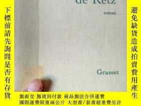 二手書博民逛書店Le罕見Desert de RetzY15389