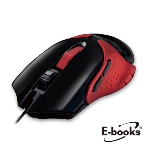【E-books】M29 電競六鍵四段2400CPI光學滑鼠