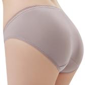 思薇爾-Tour-Dry系列M-XXL素面低腰三角內褲(沉香膚)