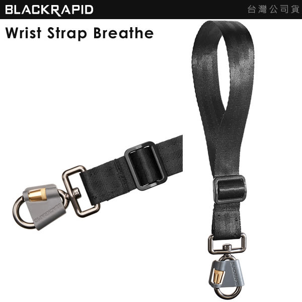 EGE 一番購】BlackRapid【Wrist Strap Breathe】手腕帶【公司貨】