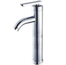【麗室衛浴】國產精品  設計感檯面龍頭  LS-3109  單孔加高面盆龍頭  寬16 X 總高31 X 出水高21CM