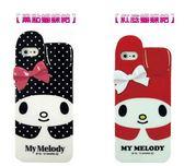 【Melody 立體兔耳】日本原裝保護殼 Apple【iPhone5、iPhone5S】三麗鷗授權、先創盒裝公司貨