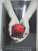 【書寶二手書T1/原文小說_ALX】Twilight_STEPHENIE MEYER
