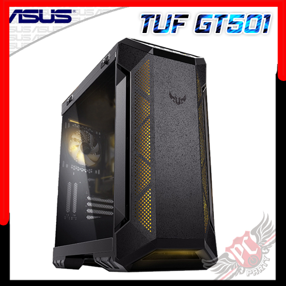 [ PC PARTY  ]  華碩 ASUS TUF Gaming GT501 電腦機殼