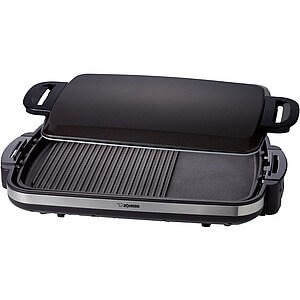 免運費 象印 分離式 鐵板燒烤組/烤肉爐/電燒烤盤 EA-DNF10