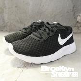 Nike Tanjun PS 黑白 輕量 慢跑鞋 中童 (布魯克林) 2018/8月 818382011