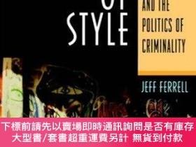 二手書博民逛書店Crimes罕見Of StyleY255174 Jeff Ferrell Northeastern Unive