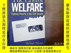二手書博民逛書店THE罕見END OF WEIFAREY10016 THE EN