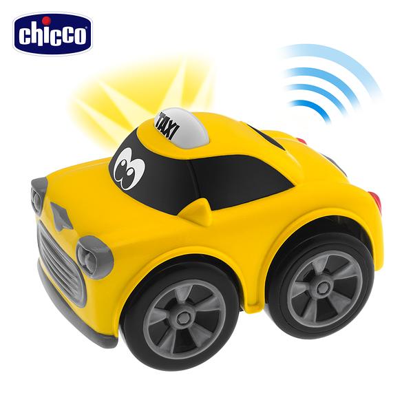 chicco瘋狂Taxi迴力車
