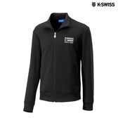 K-Swiss Retro Jacket運動外套-男-黑