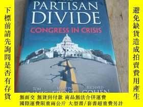 二手書博民逛書店the罕見partisan divide congress in