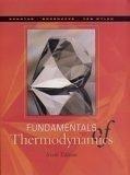 二手書博民逛書店《Fundamentals of Thermodynamics》