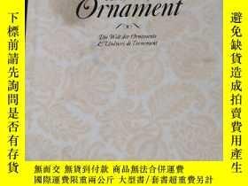 二手書博民逛書店Tbe罕見World of ornament裝飾世界 精大量圖片