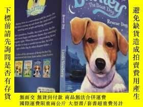 二手書博民逛書店Barney罕見the boat dog 船犬巴尼.Y200392