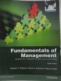 【書寶二手書T5/大學商學_EK6】Fundamentals of Management_Robbins, DeCenzo, Coulter
