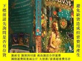 二手書博民逛書店Stardust:stolen罕見magic 星塵:偷來的魔法Y200392