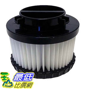 [106美國直購] Dirt Devil F9 WASHABLE, REUSABLE Vacuum HEPA Filter; Compare With Dirt Devil Part #3DJ0360000