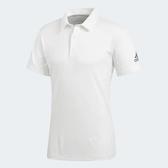 Adidas Climachill Polo Shirt [CD3200] 男 運動 網球 吸濕 排汗 愛迪達 白
