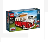 【LEGO樂高】Volkswagen T1 Camper Van  #10220