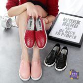 雨靴 韓版淺口雨鞋女時尚成人低筒短筒防滑防水鞋廚房工作膠鞋情侶夏季 3色36-40
