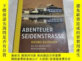 二手書博民逛書店Abenteuer罕見Seidenstraße: Auf den
